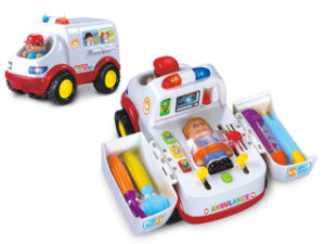 Kids Intelligent Car Battery Operated Toy (H0895036) pictures & photos