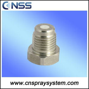 Ceramic Needle Jet Dome Nozzle for Pulp and Paper Making pictures & photos