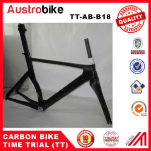 Carbon Bike Frame Time Trial Frame Tt Bicycle Framesets pictures & photos