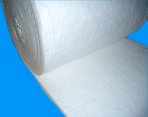 Insulation Ceramic Fiber Blanket, Alumina Silicate Ceramic Fiber Blanket pictures & photos