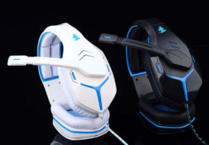 High Quality Gaming Headset with LED Lighting, Virtual 7.1 Channel Surround pictures & photos