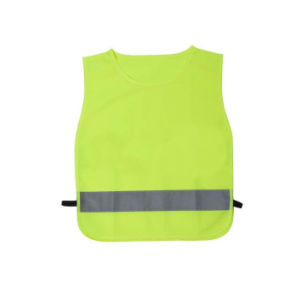 Simple Design Saftey Work Wear Reflective Vest (UF254W) pictures & photos