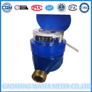 Photoelectric Remote Function Wired Transmission Water Meter pictures & photos