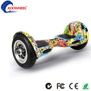 Us Fresh Stock 10-Inch Smart Balancing Two Wheel Scooter with Certificate, Samsung Battery pictures & photos