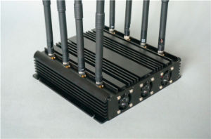 2.4G WiFi & Cell Phone GSM CDMA Phs Signal Jammer pictures & photos