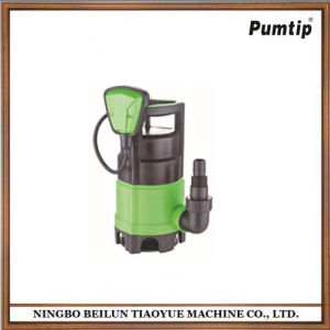 2017 New Plastic Submersible Sump Pump for Cleaning pictures & photos