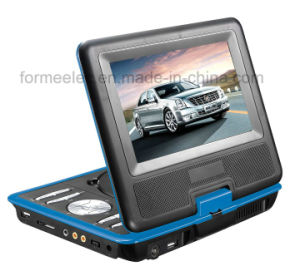 7inch Portable DVD Player Pdn788 pictures & photos