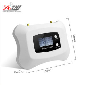 Full Intelligent +LCD Display 1800MHz Dcs Mobile Signal Booster 2g 4G Cell Phone Signal Repeater pictures & photos