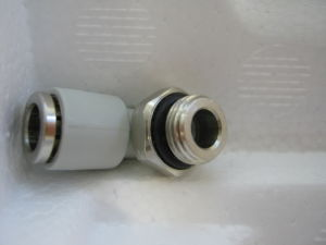 Air Connector for Pneumatic Actuator pictures & photos