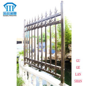 High Quality Wrought Zinc Steel Fence 013 pictures & photos