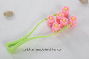 Flower Shape Face up Roller pictures & photos