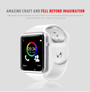 Factory Customized Manufacturing OEM Wholesale Smartwatch A1 Smart Watch