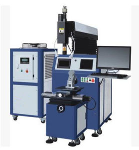 Automatic Laser Welding Machine for Steel/Metal/Aluminum pictures & photos