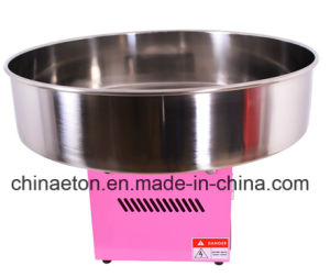 Commercial Use Cotton Candy Floss Machine in Pink Color Et-Mf01 (720) pictures & photos