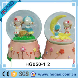 Lover Snow Globe Boy and Girl by Woodpile pictures & photos