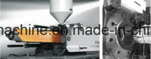300ton 800g Servo Energy Saving Injection Molding Machine pictures & photos
