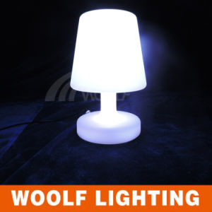 Hotel Decor Glowing LED Lighted Table Lamp pictures & photos