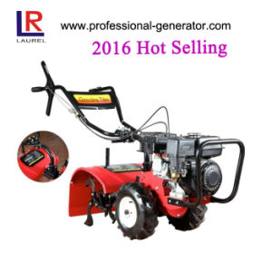 Multi-Fuction Cultivator Power Tiller, Rotary Tiller, Gasoline Tiller pictures & photos
