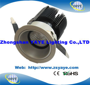 Yaye 2016 Best Sell COB 20W /15W/ 10W /7W CREE LED Downlight with Warranty 3 Years pictures & photos