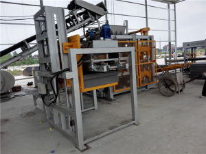 Small Automatic Block Making Machine pictures & photos