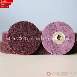 Medium, Fine Surface Conditioning Roloc Discs, Quick Change Disc pictures & photos
