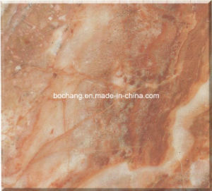 China Polished Red Marble Floor Tile for Flooring Tile pictures & photos