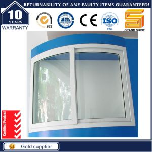 New Design Double Glazing Aluminum Sliding Window pictures & photos