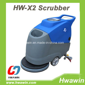 Hand Push Floor Scrubber Drier pictures & photos