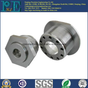 Custom CNC Machining Ball Valve Spare Parts pictures & photos