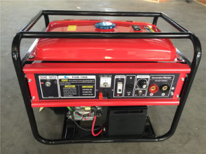 5kw 6kw 190A Welding Gasoline Generator 300 AMP pictures & photos