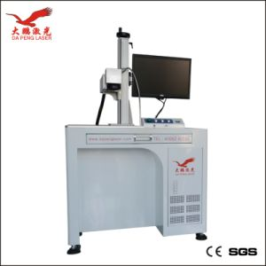 Fiber CNC 30watta Engraving Machine for Metal Mould pictures & photos