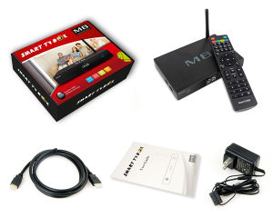 M8 Quad Core Android TV Box with Amlogics802 pictures & photos