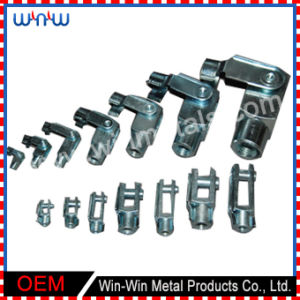 Custom Stamping Parts CNC Turned Metal Machined Part (WW-MP016) pictures & photos