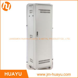 18u Heavy Duty Powder Coated SPCC Server Rack Metal Cabinet Enclosure Network Cabinet pictures & photos