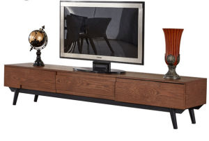 TV Stand /TV Unit with Metal Legs (GC16-08) pictures & photos
