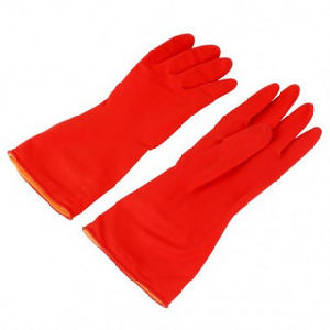 Household Latex Glove, Working Glove, Rubber Glove, Grden Glove pictures & photos
