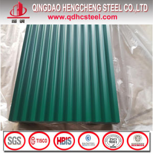 Color Coated Corrugated Roofing Sheet in Kerala pictures & photos