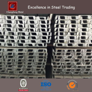Galvanized Cold Bending Steel Perforated U Channel (CZ-C35) pictures & photos