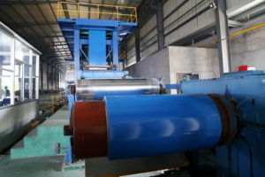 Prepainted Galvalume Steel Sheet in Roll PPGL pictures & photos