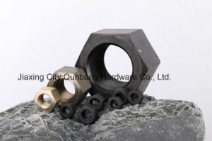 Heavy Hex Nuts (M12-M64 Cl. 10 Carbon Steel Hardware ISO4759) pictures & photos