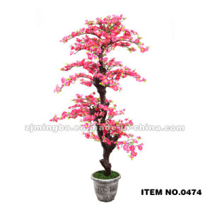 Artificial Plum Blossom From Mingbo 0474