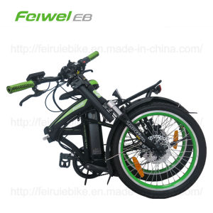 2016 New Folding Electric Bicycle (TDN16Z) pictures & photos