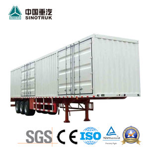 Very Cheap Container Trailer for Tract Truck 10-100ton pictures & photos