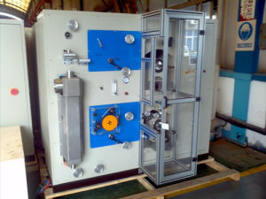 Fiber Coloring and Rewinding Machine pictures & photos