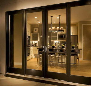 Commercial Aluminum Entry Doors pictures & photos
