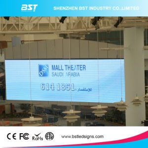 1/8 Scan High Refresh Rate P4 Indoor Full Color Display Screen for Fixed Installation pictures & photos