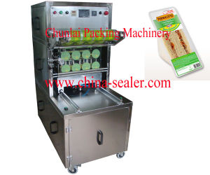 Vertical Vacuum Sandwich Box Sealing Machine Sell Like Hot Cakes pictures & photos