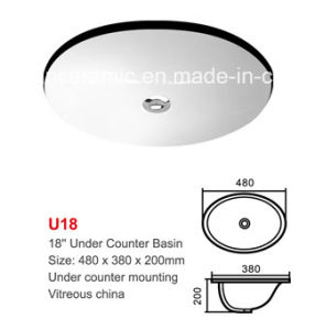 U18`` Under Counter Basin, Lavabo, Wash Basin pictures & photos
