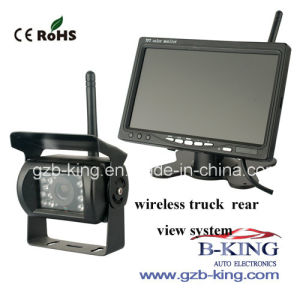 Wireless IR Night Vision Back up Camera System for Truck pictures & photos