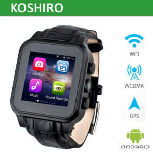 Android Bluetooth Smart Watch Phone for Android and Ios Phone pictures & photos
